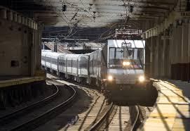 Nj Transit Light Rail Fare New On N J Trains Special Flashlights To Fight Fake