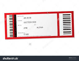 Concert Ticket Maker Make Your Own Concert Tickets Complete Guide Example 9