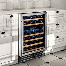 under counter wine fridge. Beautiful Under This Wine Fridge Is Great And Features A Dual Pane Glass UV Tinted  One Of The Best Things About This That It Has Digital Touchscreen  Throughout Under Counter Wine Fridge U