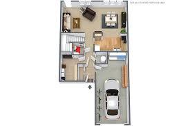 2 bedroom townhouse. 2 bedroom / 1.5 bath townhouse