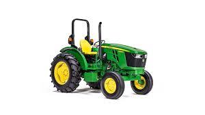 Tractor Refrigerant Capacity Chart 5e Utility Tractors 5100e John Deere Us