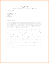 Billing Manager Cover Letter Pharmaceutical Consultant Cover