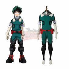 Us 127 0 My Hero Academia Boku No Hero Akademia Izuku Midoriya Cosplay Costume Season 3 Costume In Anime Costumes From Novelty Special Use On