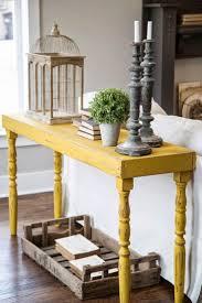 console table decor. Sofa Table Decor Ideas Best About Foyer On Pinterest Console Diy