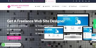 Freelance Web Designer Kerala Freelance Consultants In India