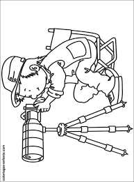 Colorie Un Photographe Beroepen Kleurplaten Coloring Pages Film