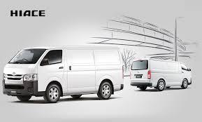 Toyota Malaysia - Hiace