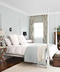 Warm Bedroom Colours To Go With Grey