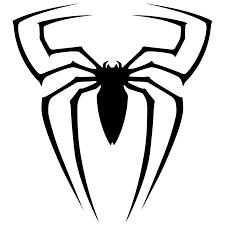 Spiderman Logo Szukaj W Google