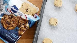 Chilling is a mandatory step. Pillsbury Cookie Dough Dairy Free Varieties Reviews Info