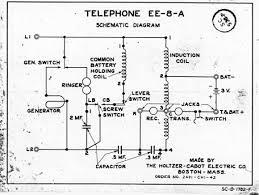 ee 8 field telephone crank telephone wiring diagrams Crank Telephone Wiring Diagram #14 Crank Telephone Wiring Diagram