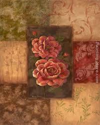 vivian flasch camellias on chocolate