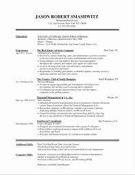 Resume Template For Mac Resume Template Mac Inspirational Templates Xls Word Resume Template 24