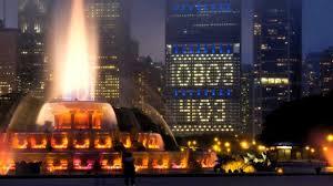 Blue Cross Blue Shield Building Lights Blue Cross And Blue Shield Of Illinois Building Lights Howd They Do It