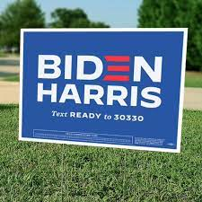 Lawn Signs! – Santa Clara County Democratic Party