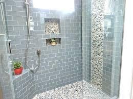 marvelous glass wall tile for bathroom grey subway tile shower bathrooms subway tile likewise tile on