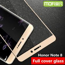 huawei honor note 8. huawei honor note 8 glass mofi original full cover tempered screen protector |
