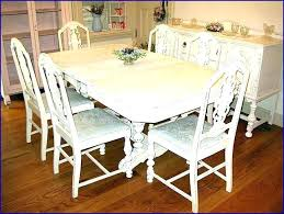 distressed wood dining table rustic wooden dining