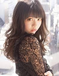 黒髪ロングパーマka 48 ヘアカタログ髪型ヘアスタイル