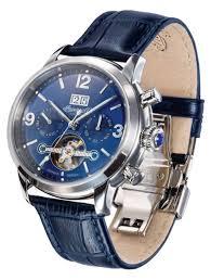 ingersoll men s 45mm blue calfskin band steel case automatic watch ingersoll in1826bl watch men s watch automatic watch new