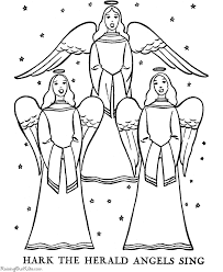 008 christmas story angels coloring pages the christmas story on free printable christian christmas games