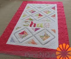Quilt Patterns For Girls