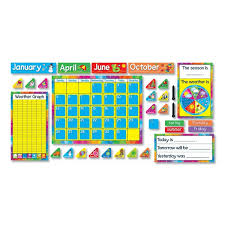 Calendar Chart Set
