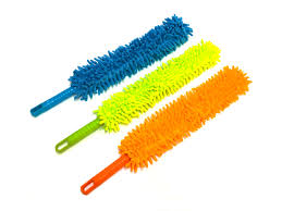 furniture duster. BATHKLIN Chenille Microfiber Duster Set, Easy Grip. Bendable Head. Good For  Ceiling, Furniture Duster E