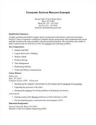 Sample Resume For Computer Engineering Students Best Of Download Computer Science Student Resume Sample DiplomaticRegatta