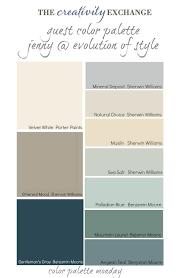 office color palettes. Collection Of Warm Transitional Paint Colors {Color Palette Monday} Office Color Palettes