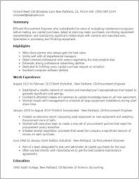 Purchase Resume Samples Purchase Engineer Resume Templates Purchasing Resume Samples