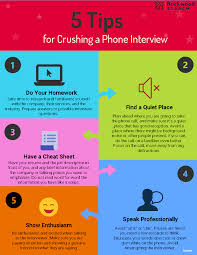 Tips For Interview Top 5 Tips To Crush Your Next Phone Interview Rockwood Search
