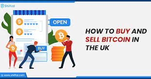 how to and sell bitcoin in the uk