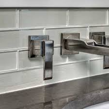 their depth of color and vibrancy combined with the reflective characteristic of glass produce spectacular and unique effects bay tile kitchen bath