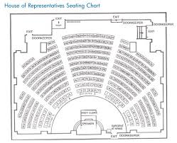 Us House Seating Chart House Chamber Seating Chart Wyandotsafetycouncil Com