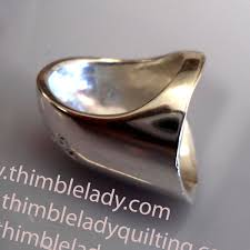 Hand Quilting Thimbles For Sale | Thimblelady's Famous Quilting ... & Add to Wishlist loading Adamdwight.com