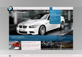 Bmw Website By Paulnld On Deviantart