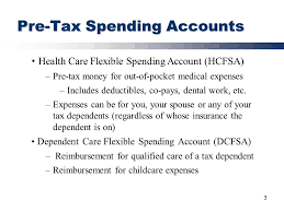 Presented By City Of Flagstaff Flexible Spending Account Overview