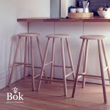 Kitchen Stools Sydney Furniture Details About Bok 70cm Danish Modern Bar Stool Scandi Design