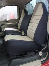 ford f 150 250 350 front seat covers 99 00