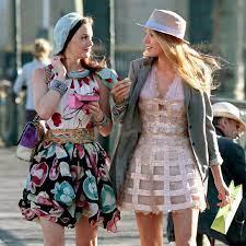 Fashion on Gossip Girl ...