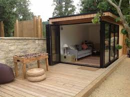 gallery contemporary garden rooms