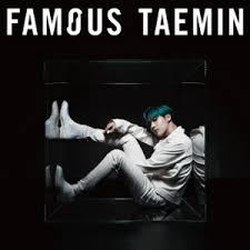 Billboard Japan Album Chart Famous Taemin Ep Wikipedia