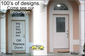 Affordable Exterior Front Entry Door Remodel