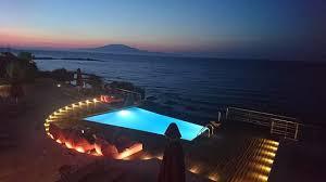 Infinity pool at night Picture of Tsamis Zante Kypseli TripAdvisor