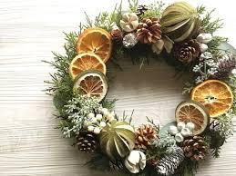 ドライオレンジの香りを飾ろう!クリスマスにもピッタリなリースやいろいろ - itwrap