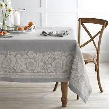 vintage fl jacquard tablecloth 70