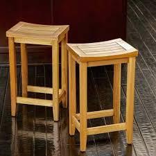 simple bar stools backless simple wood bar stools diy wooden bar stools