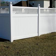 vinyl fence designs. Fine Fence Vinyl Fence Designs ASTM Certified Vinyl Fence  PVC Privacy Designs And