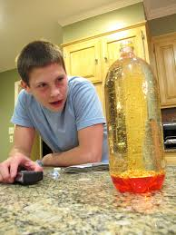 Homemade Lava Lamp Science Fair Projects For Kids Sod